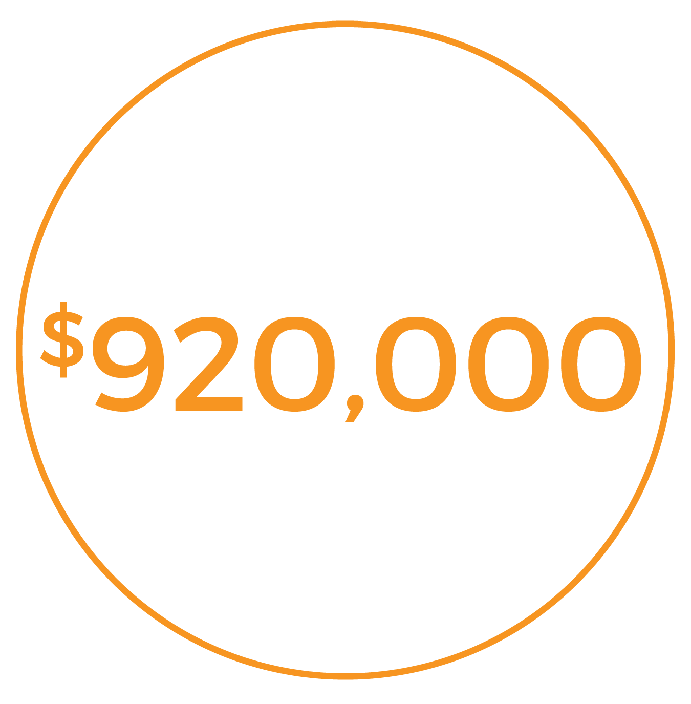 $920,000