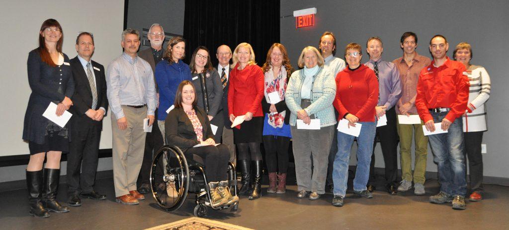 BCCF Grants Reception